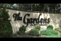Tim welcomes you to The Gardens RV Village