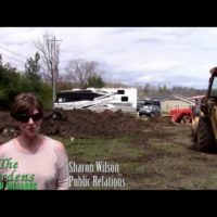 Sharon Wilson on Homeless Hill