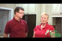 Dennis and Trish - Gardens residents