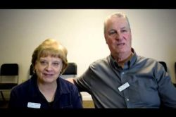 RV Retirees Visit Tennessee RV Homes in The Gardens RV Village