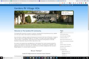 Gardens_HOA_website_screen